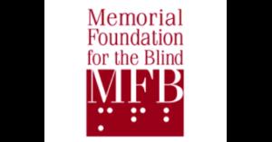 Memorial Foundation for the Blind Logo